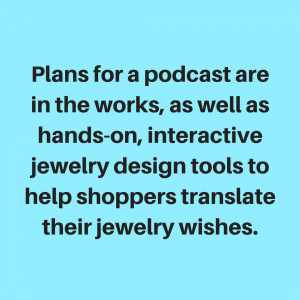upcoming plans for jewelry navigator