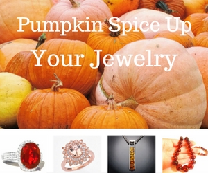 Pumpkin Spice Up Your Jewelry