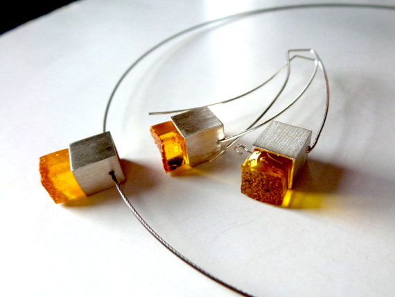 Warm Up With Amber Jewelry