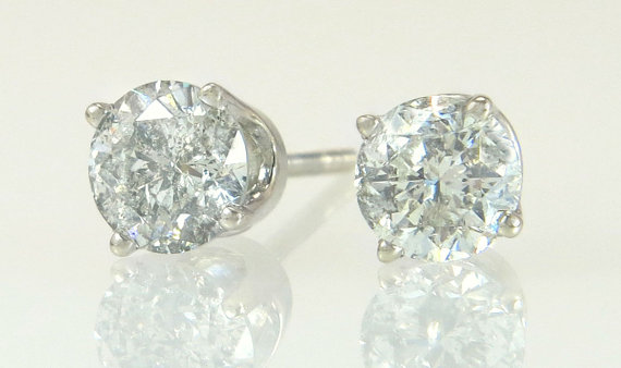 Sparkle With Diamond Studs Not Duds