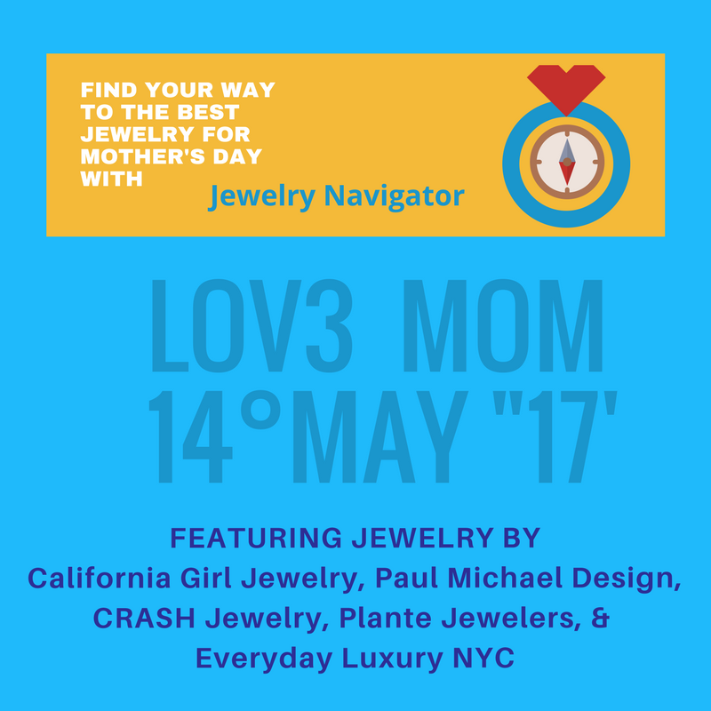 Tour of Jewelry Gifts Mother's Day 2017