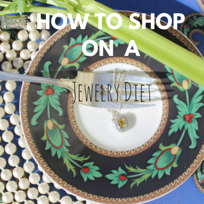 Jewelry Diets Make Holidays Happy